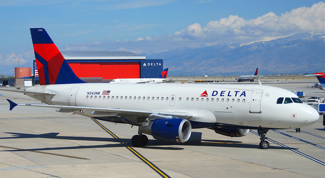 Delta delays and cancels flights after power outage