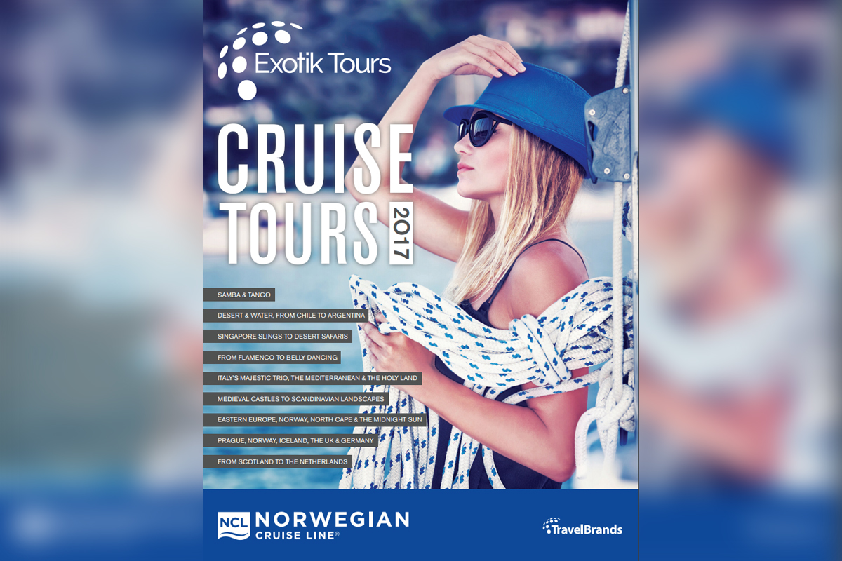 Exotik & NCL set sail on new cruise vacations