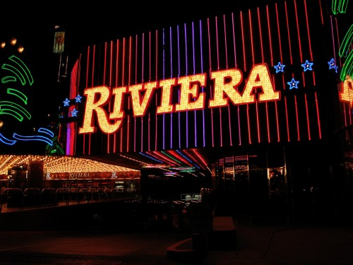 Riviera comes down in Sin City