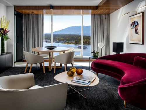 Fairmont Pacific Rim unlocks Owner's Suites
