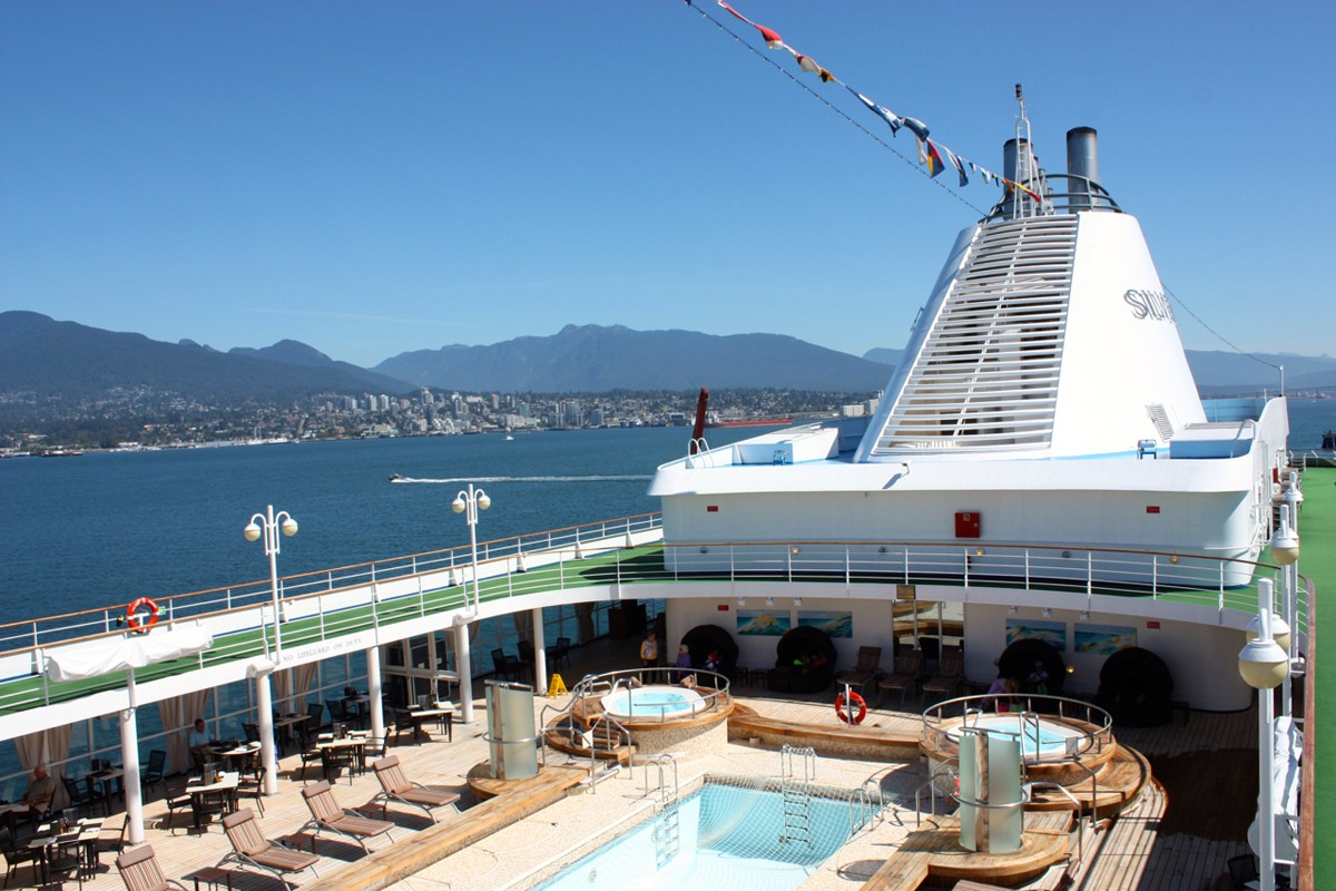 PAXnewsWest A Look Inside The Silversea Silver Shadow - Silver shadow cruise ship itinerary