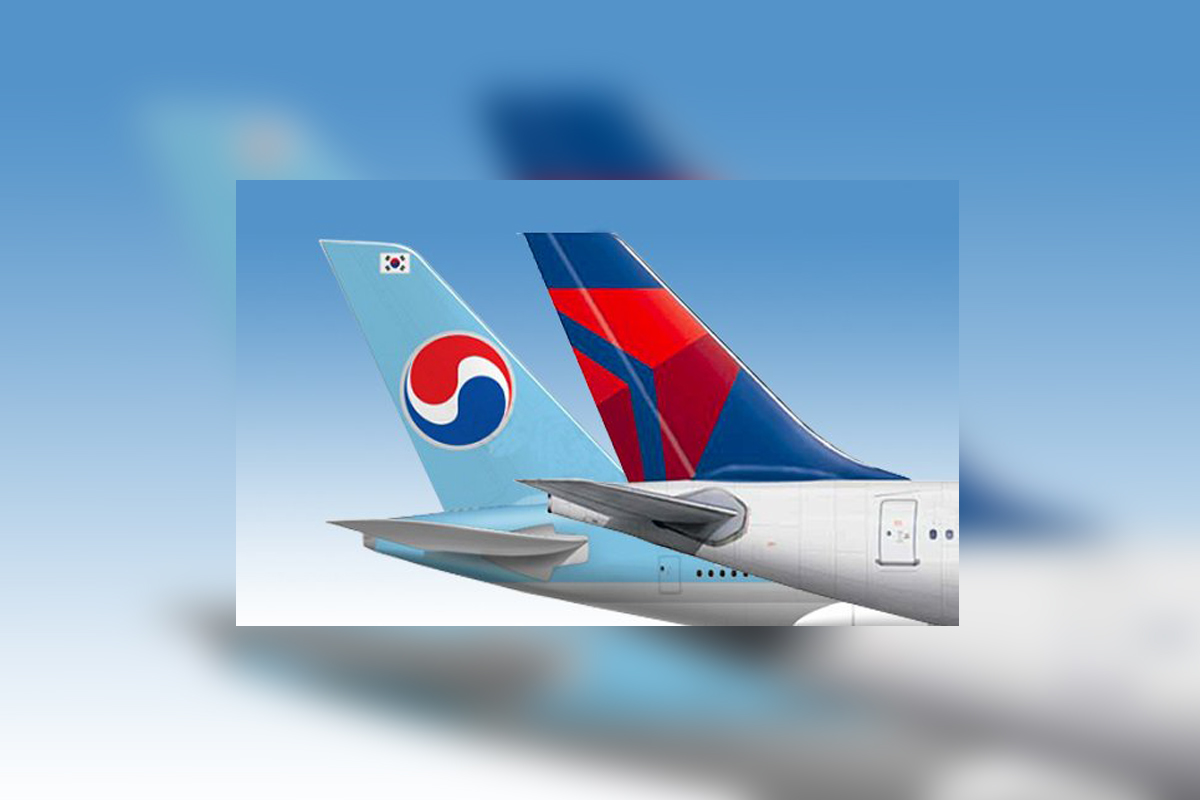 Korean Air & Delta expand codeshares in North America