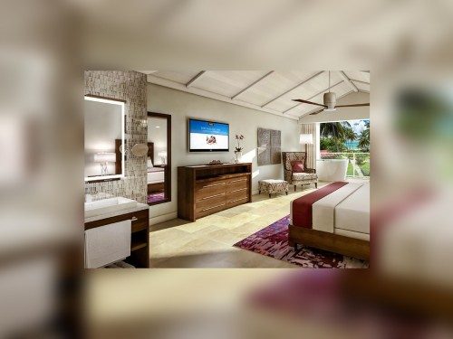 Sandals Halcyon Beach opens new rooms