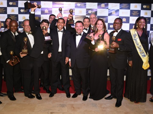 Sandals wins big at World Travel Awards