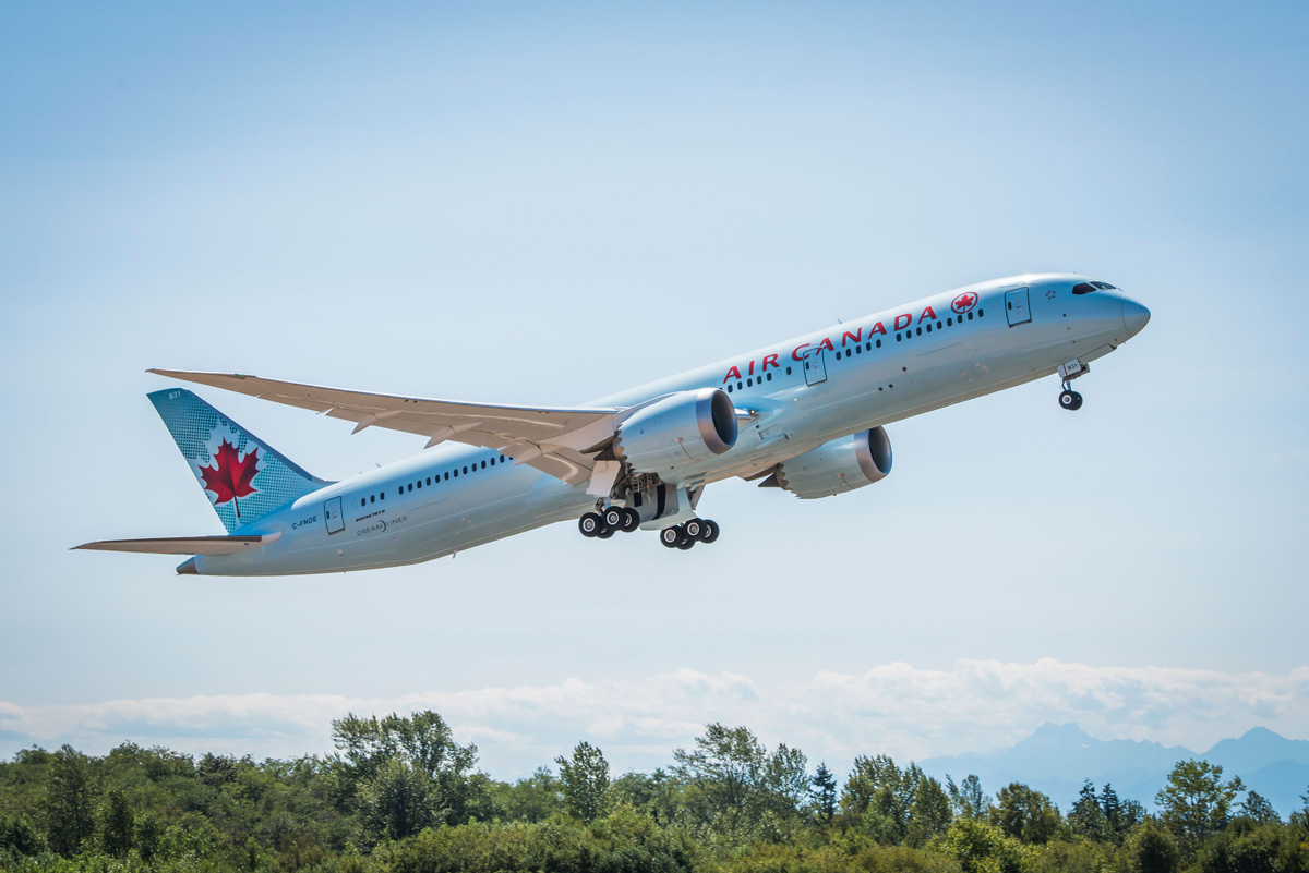 Air Canada to launch new routes out of YVR
