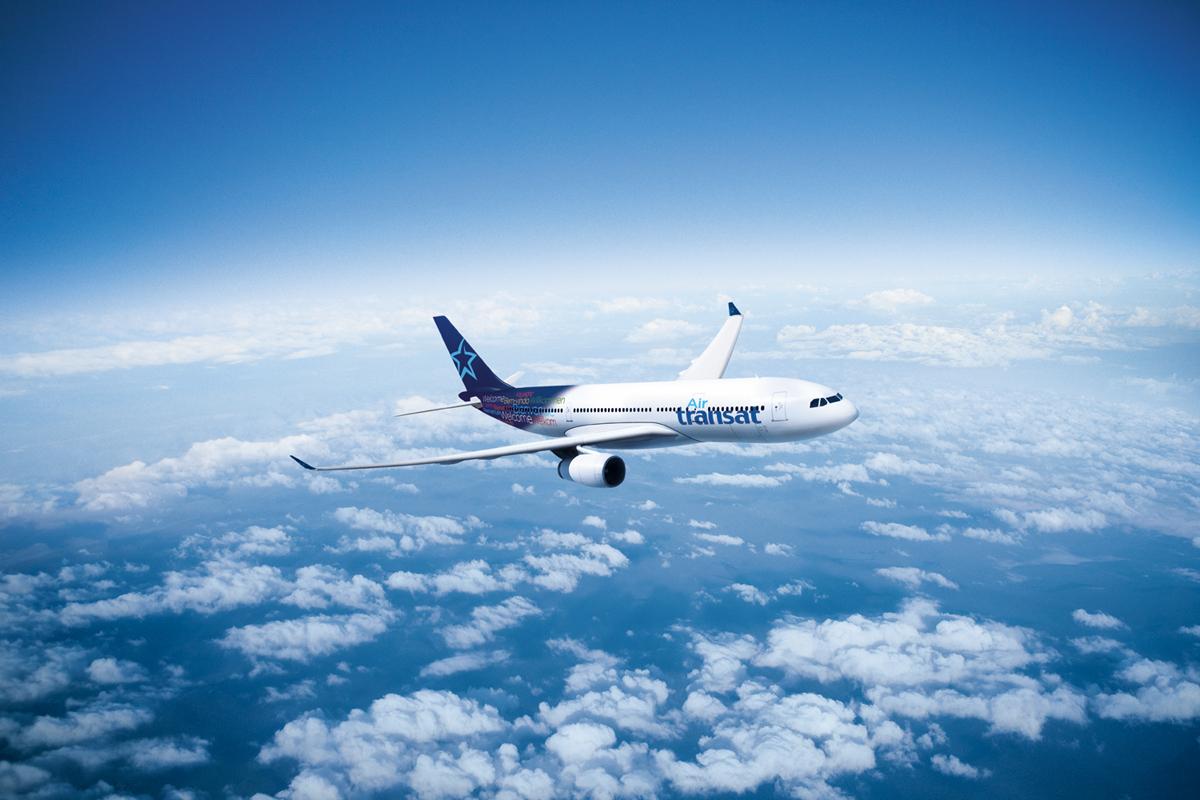 Air Transat adds flights to the south out of Western Canada