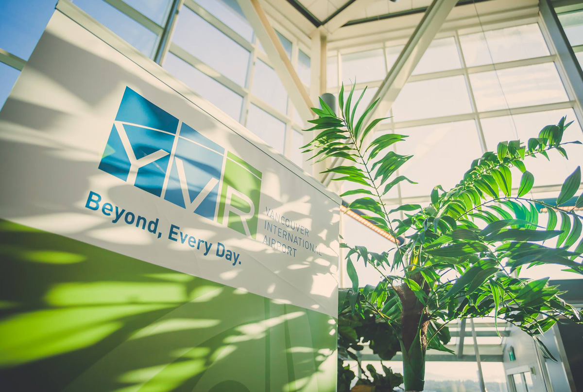 YVR recognized for green efforts