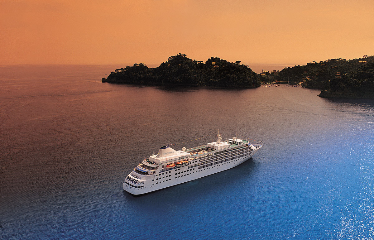 Silversea ready to sail on 2018 itineraries