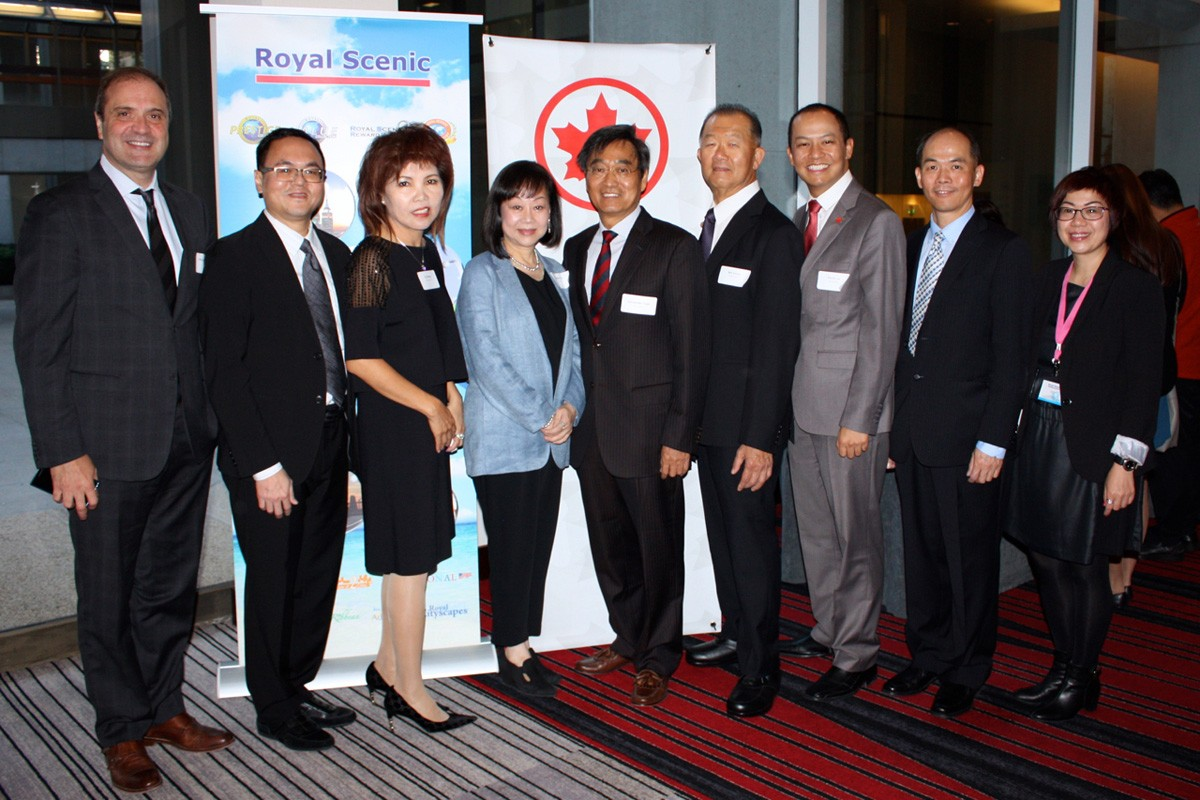 Royal Scenic highlights Japan travel with Air Canada and JNTO