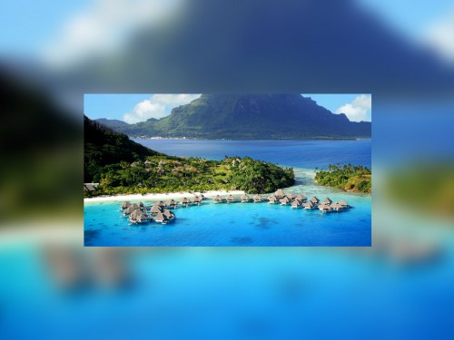 Goway offers Conrad Bora Bora savings