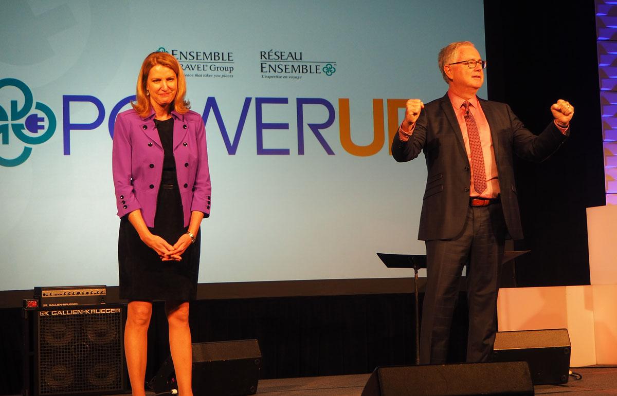 Tech, training & partners take spotlight at 2016 Ensemble conference