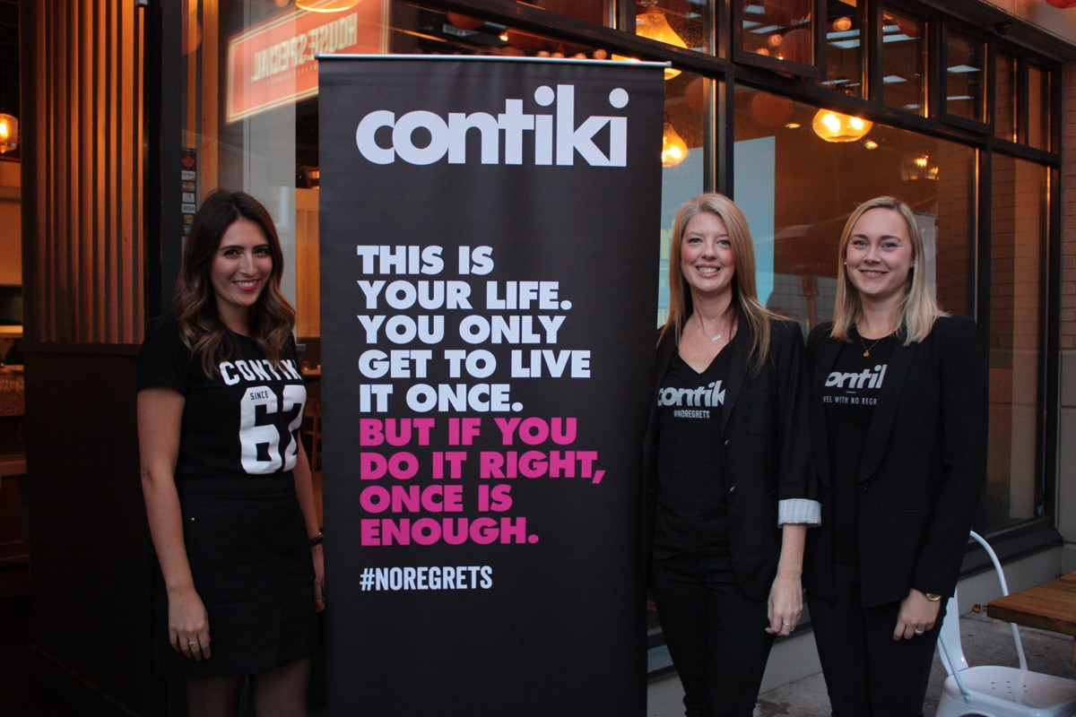 Contiki launches 2017-18 program in Vancouver