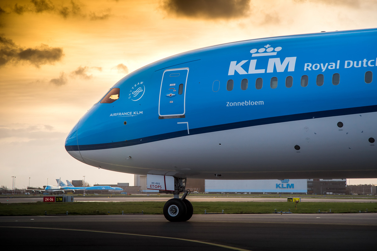 Air France & KLM announce winter schedule for Western Canada