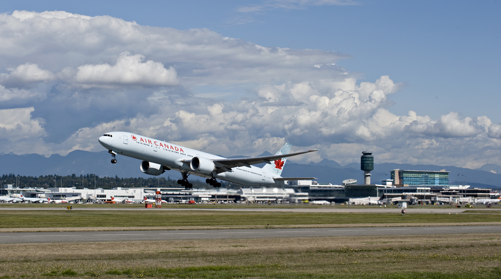 Air Canada announces service from YVR to FRA, LGW