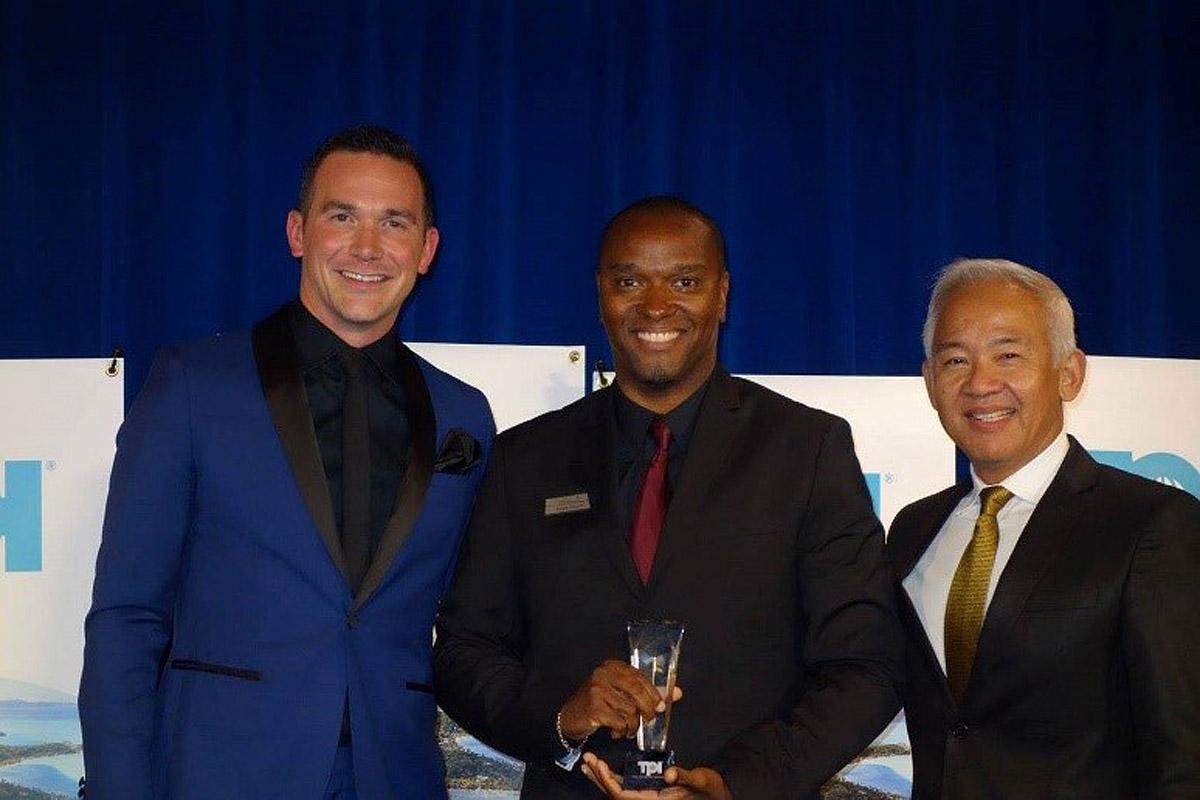 AMResorts named TPI's Partnership of the Year