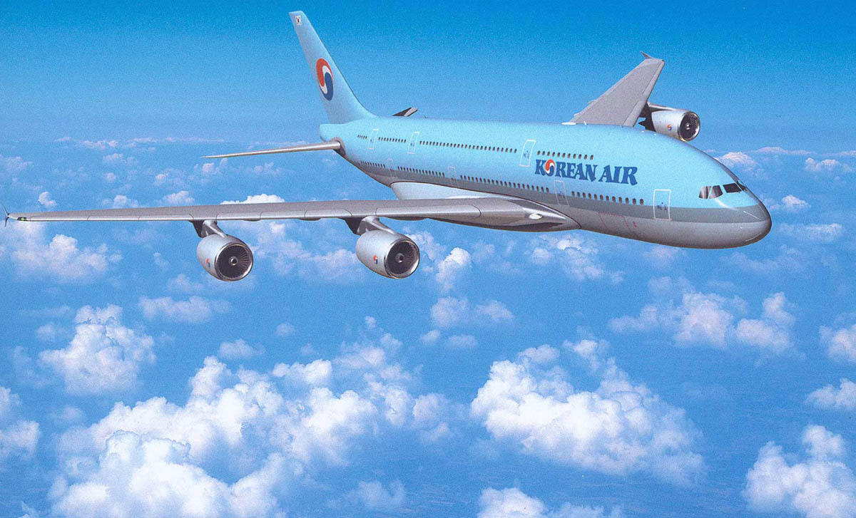 Korean Air strengthening its position in North America