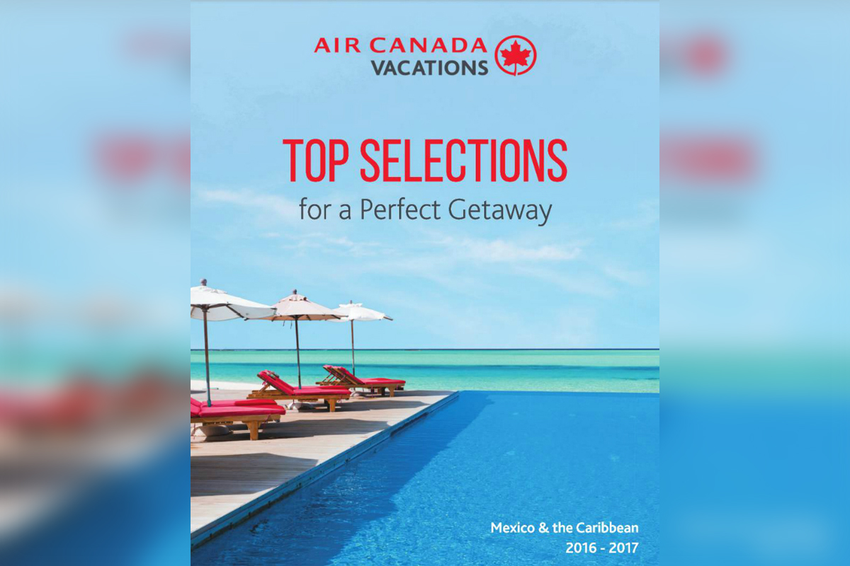 New ACV brochure highlights top resorts in Mexico & Caribbean