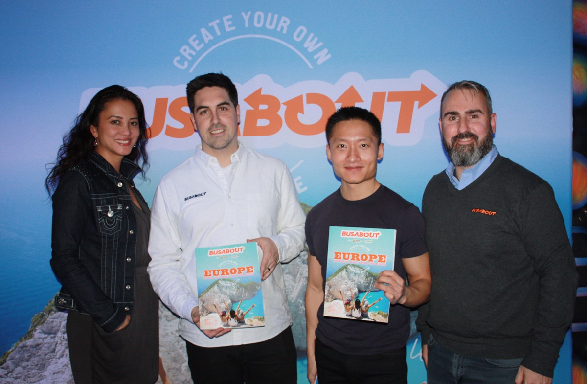 Busabout hits the lanes with Vancouver agents