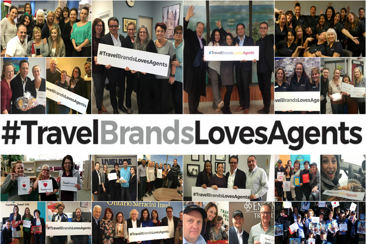 TravelBrands offers Valentine's Day rewards for agents