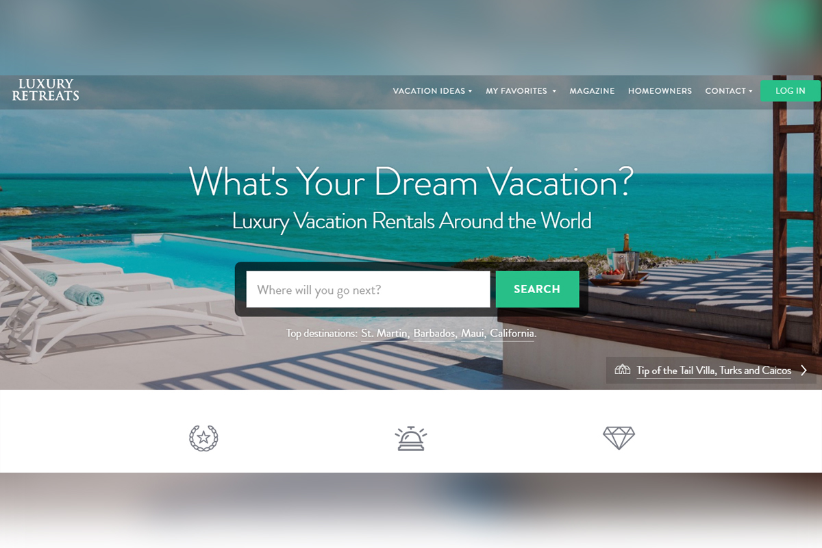 Airbnb purchases Luxury Retreats