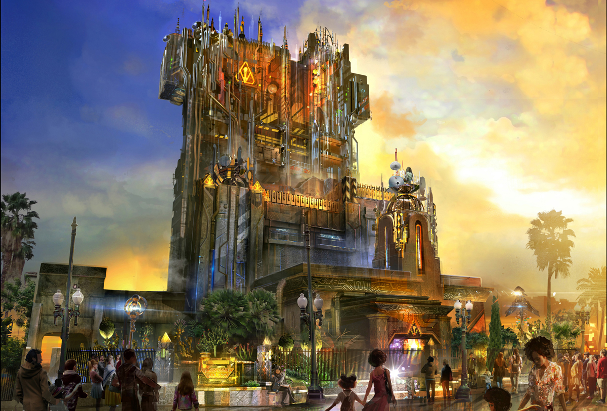 Disney Parks announces opening date for Guardians of the Galaxy attraction