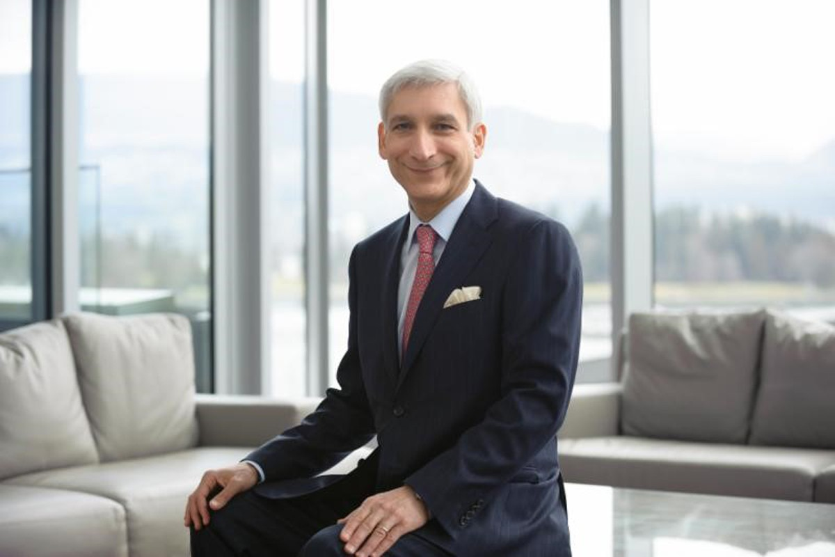 Fairmont Hotels and Resorts welcomes Finamore
