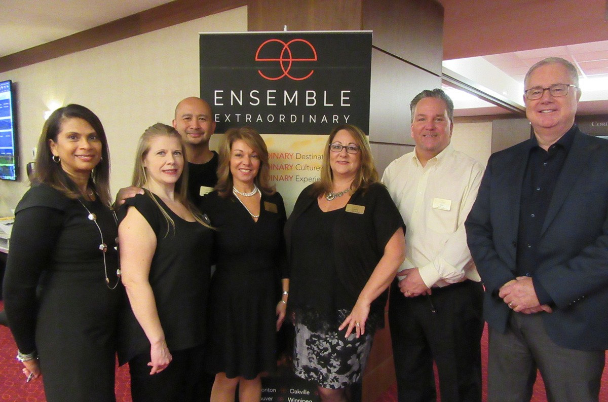 Ensemble Travel delivers EXTRAORDINARY! in Vancouver