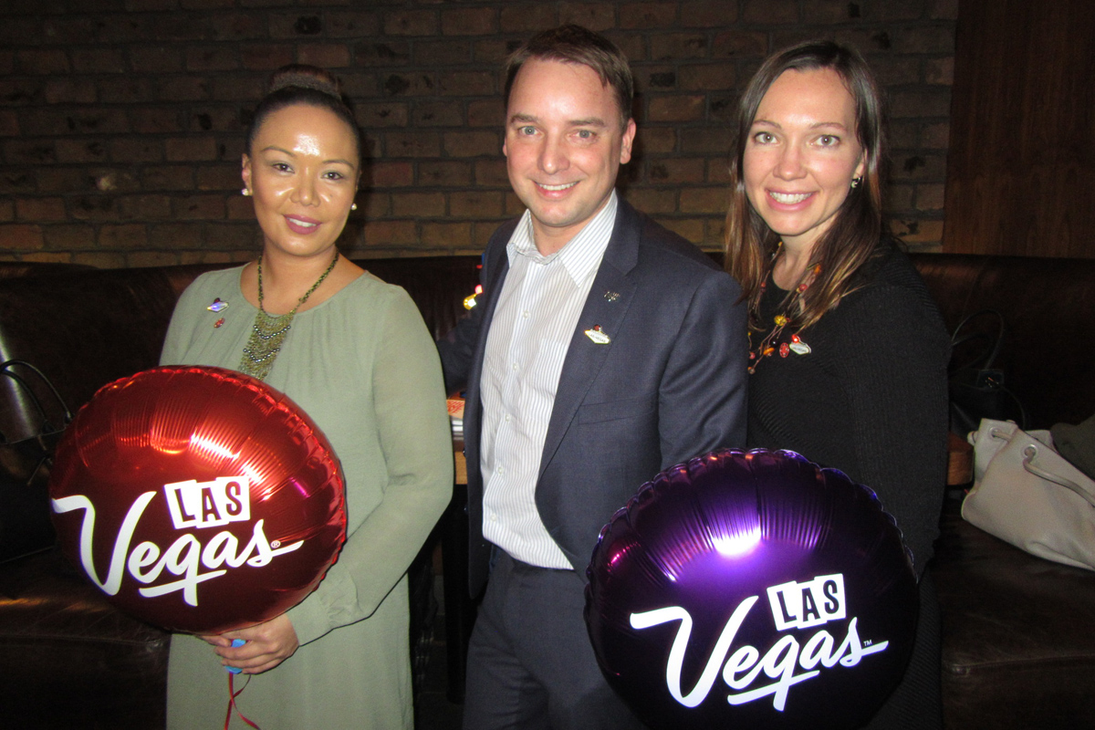 Air Canada Vacations & Las Vegas appreciate top producers