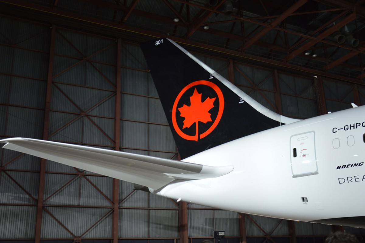 Air Canada introduces new Vancouver-Boston service