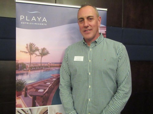 Agents catch up with Playa Resorts in Vancouver