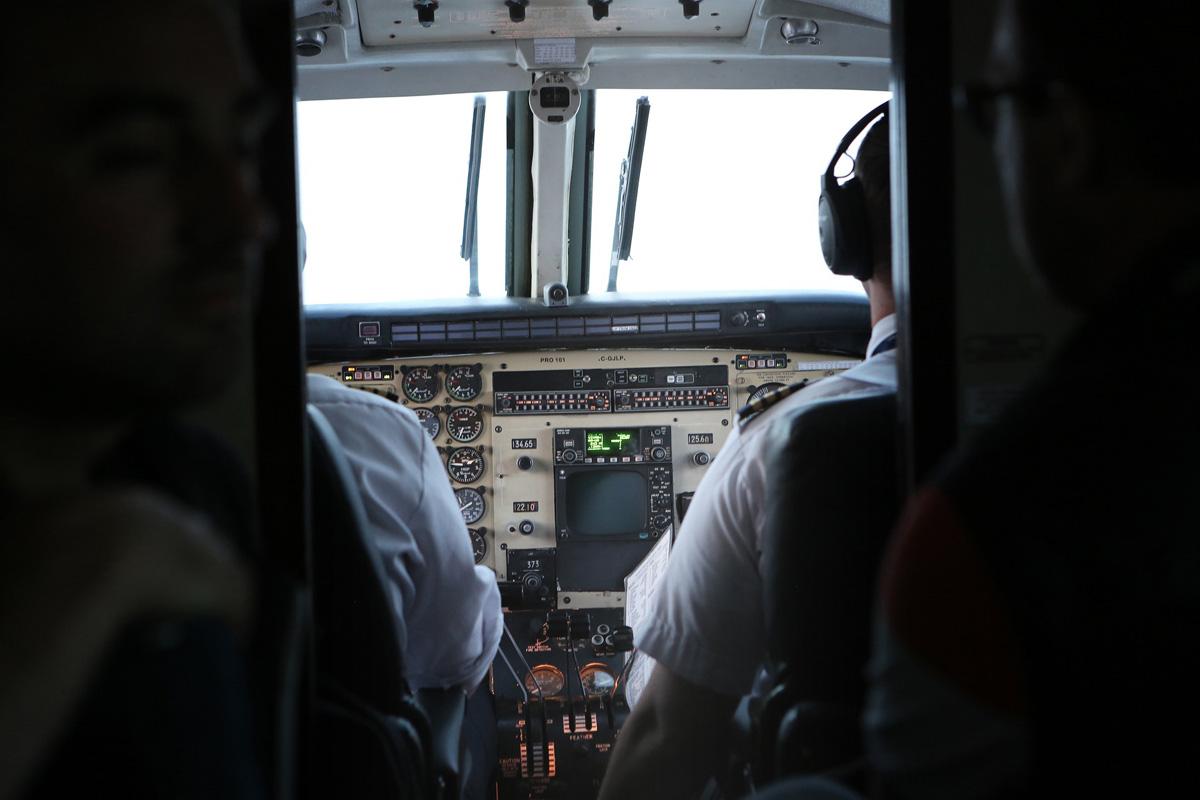Drunken Sunwing pilot sentenced