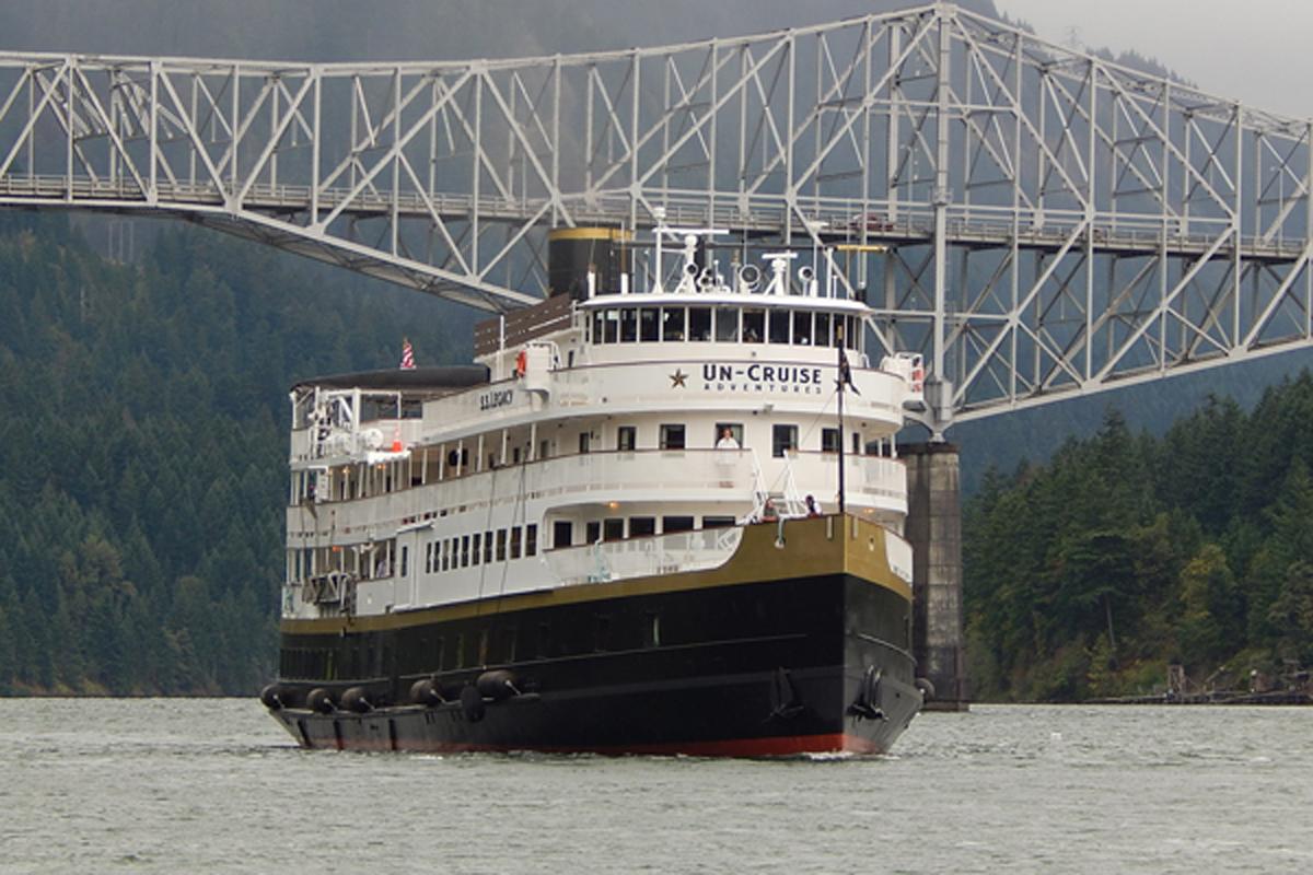 UnCruise Adventures features new itineraries on Alaska schedule