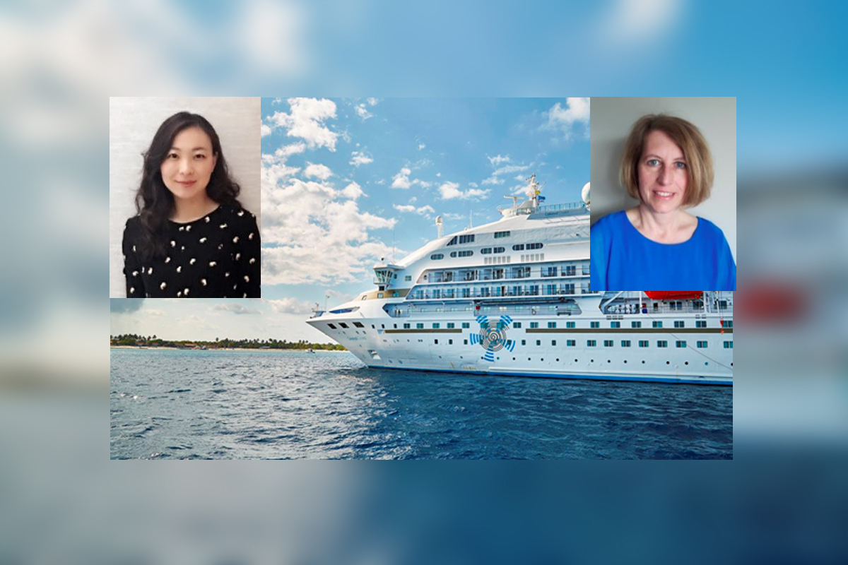 New roles for Jakovac, Zhang at Celestyal Cruises