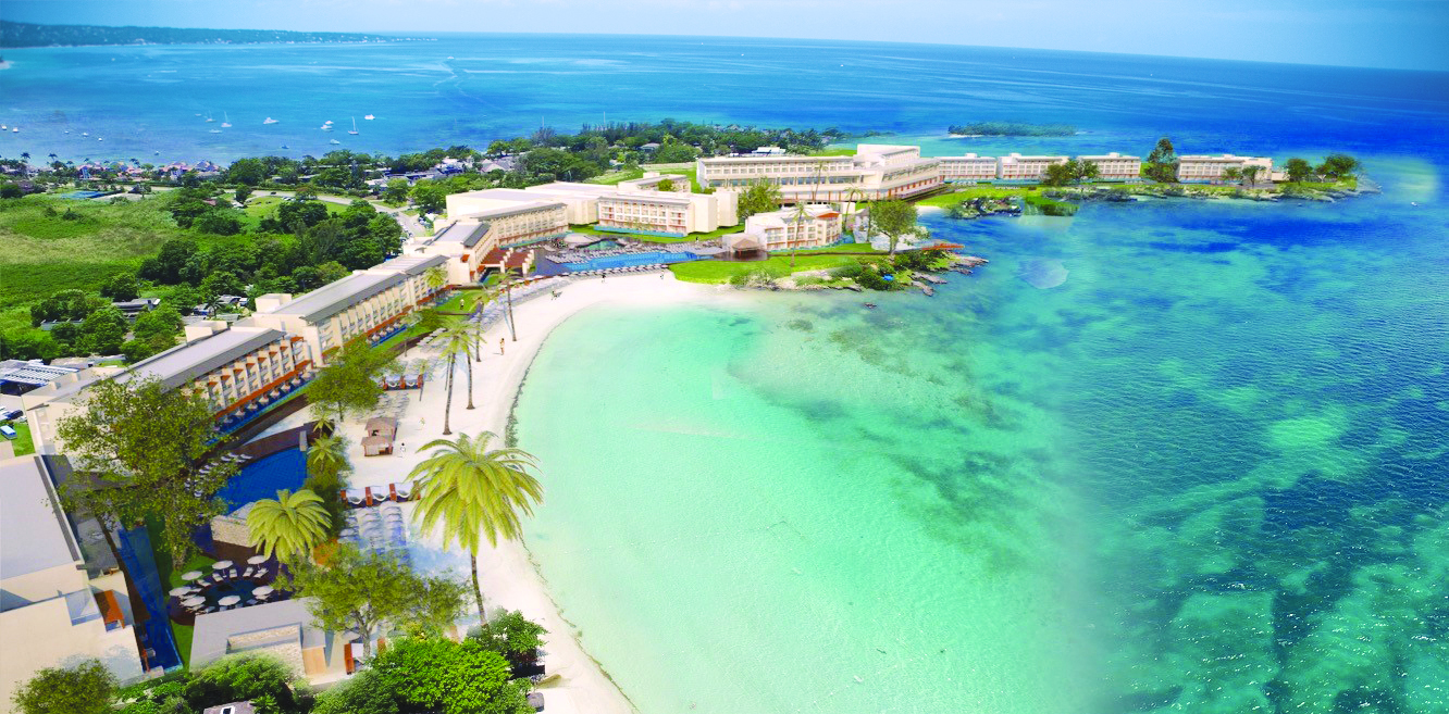 Sunwing bookings open for Royalton Negril Resort & Spa and Hideaway at Royalton Negril