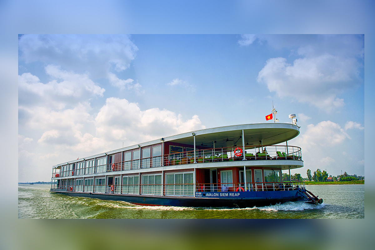Avalon Waterways to introduce new Mekong River ship
