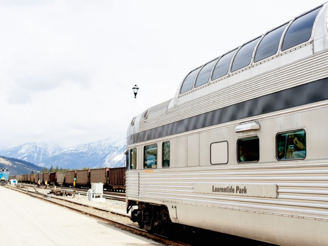 Fairmont Hotels & Resorts partners with VIA Rail Canada for railway adventure