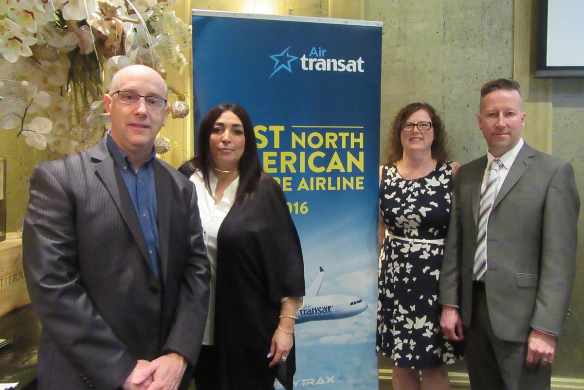 Transat Tours thanks agencies