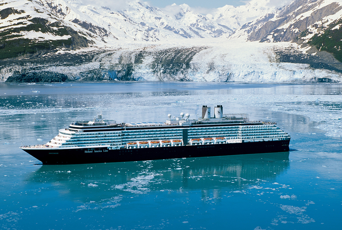 Holland America Line to commemorate 70th year of Alaska exploration