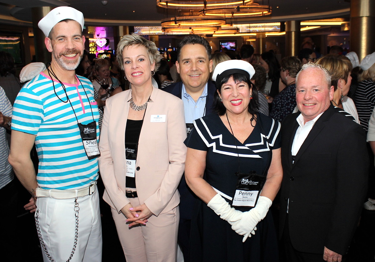 TTAND kicks off 2017 conference aboard the Norwegian Escape