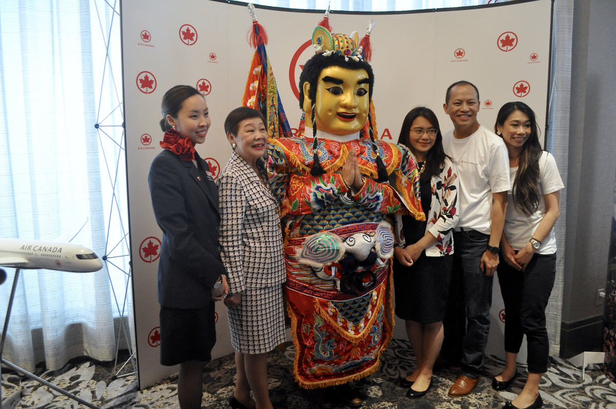 Air Canada restores non-stop flights to Vancouver from Taipei