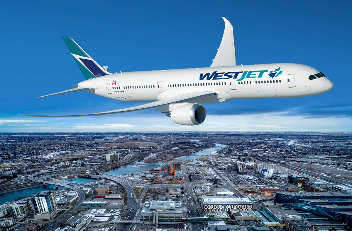 WestJet eyes global expansion with Dreamliner purchase