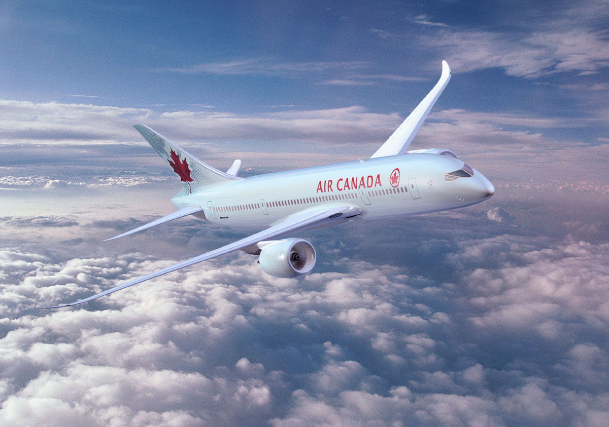 Two YVR services included in new Air Canada routes