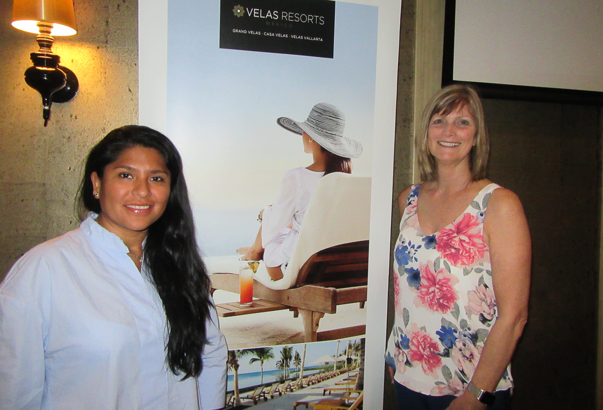 Velas Resorts hosts Virtuoso members in Vancouver