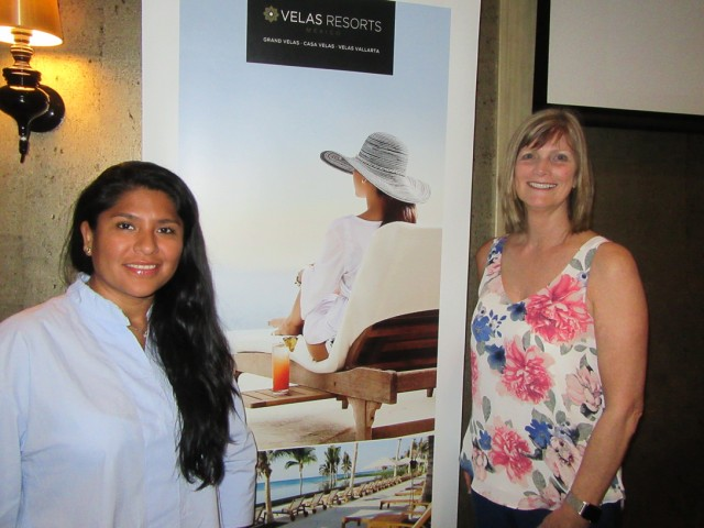 Velas Resorts hosts Virtuoso members in Vancouver