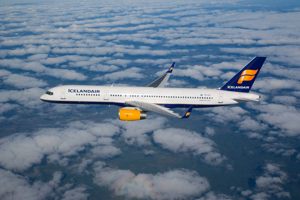 Icelandair to fly YVR-KEF year-round