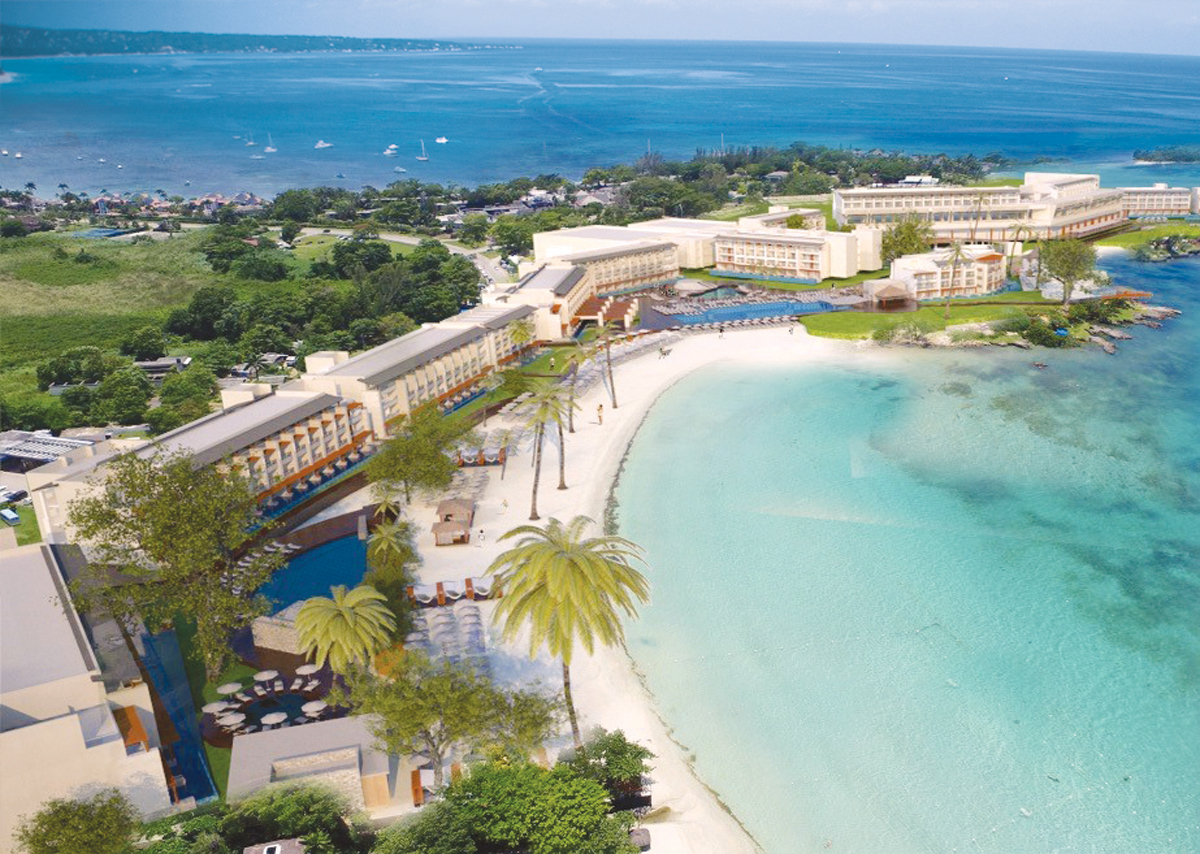 Sunwing doubles the STAR points for Royalton Negril bookings