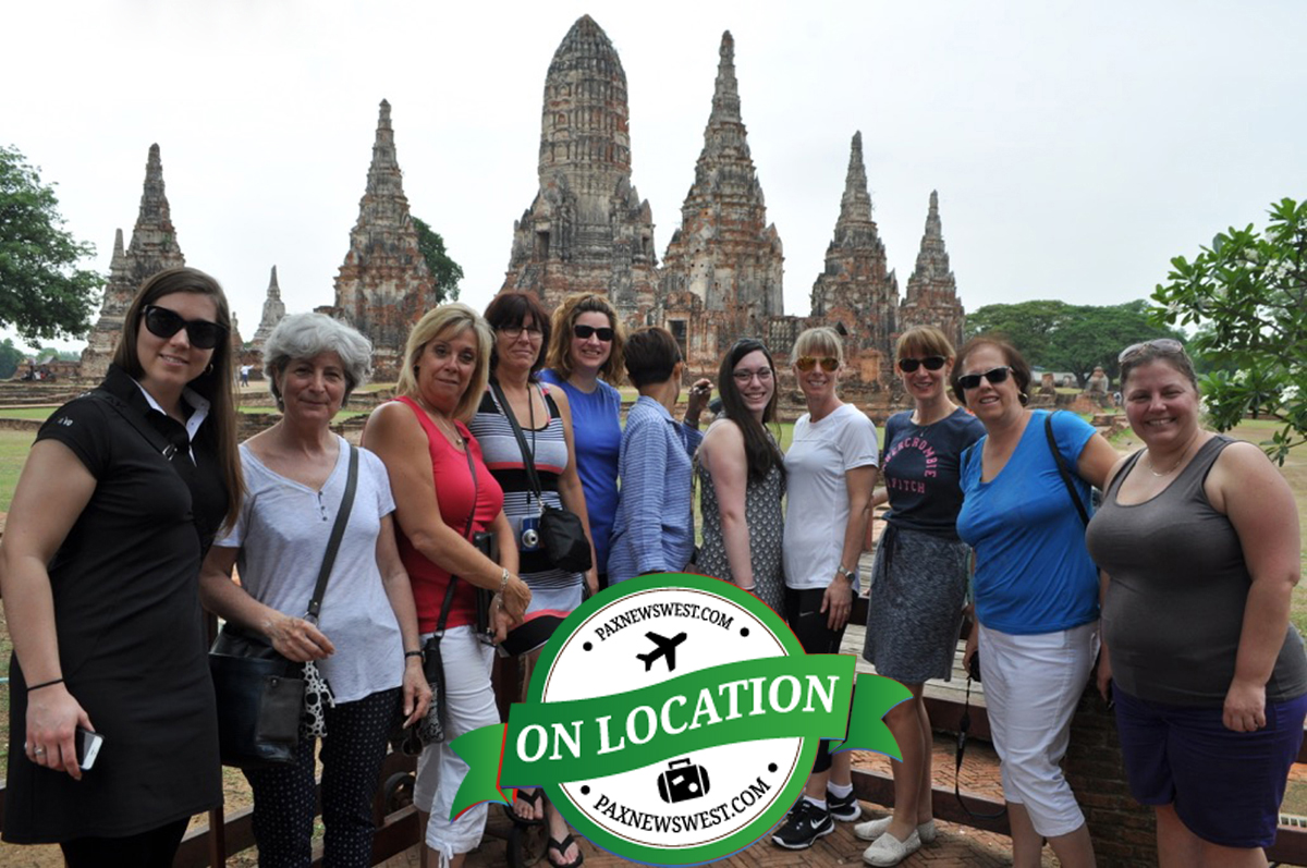 On Location: Travel agents on the go in Bangkok