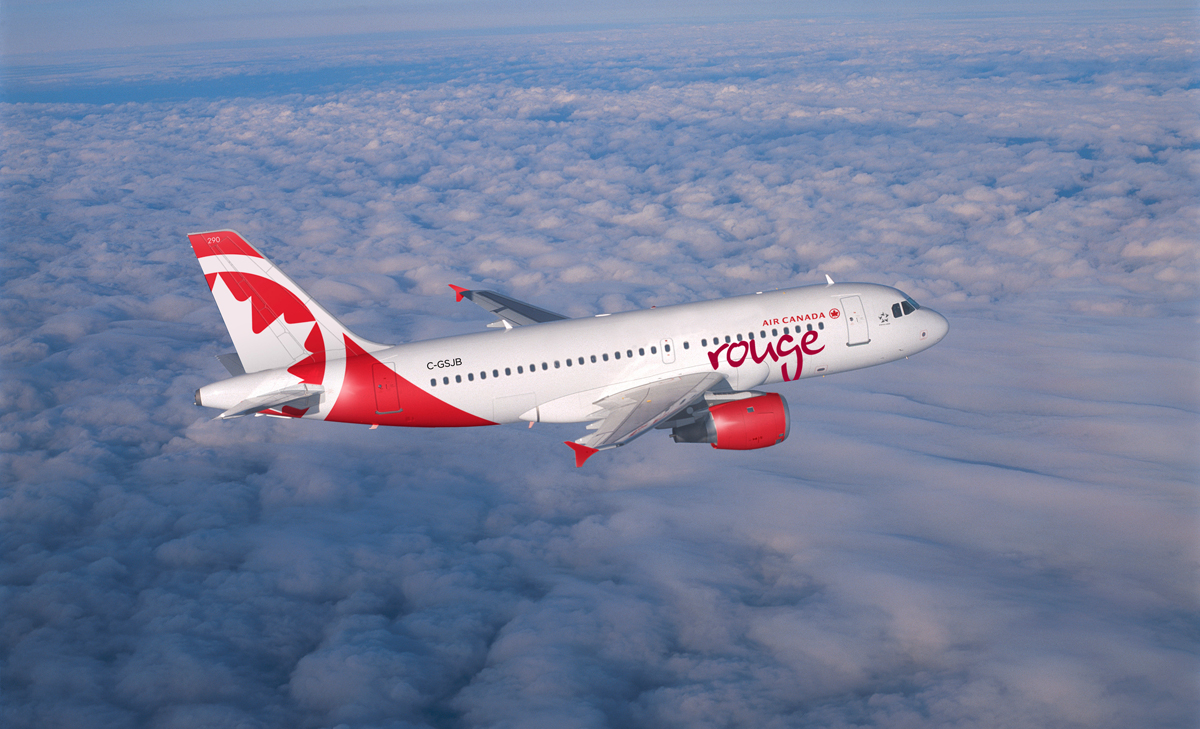 AC Rouge adds high-speed WiFi to A319s