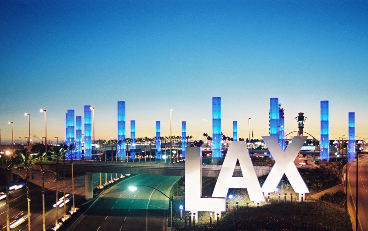 Air Canada flights at LAX move to Terminal 6