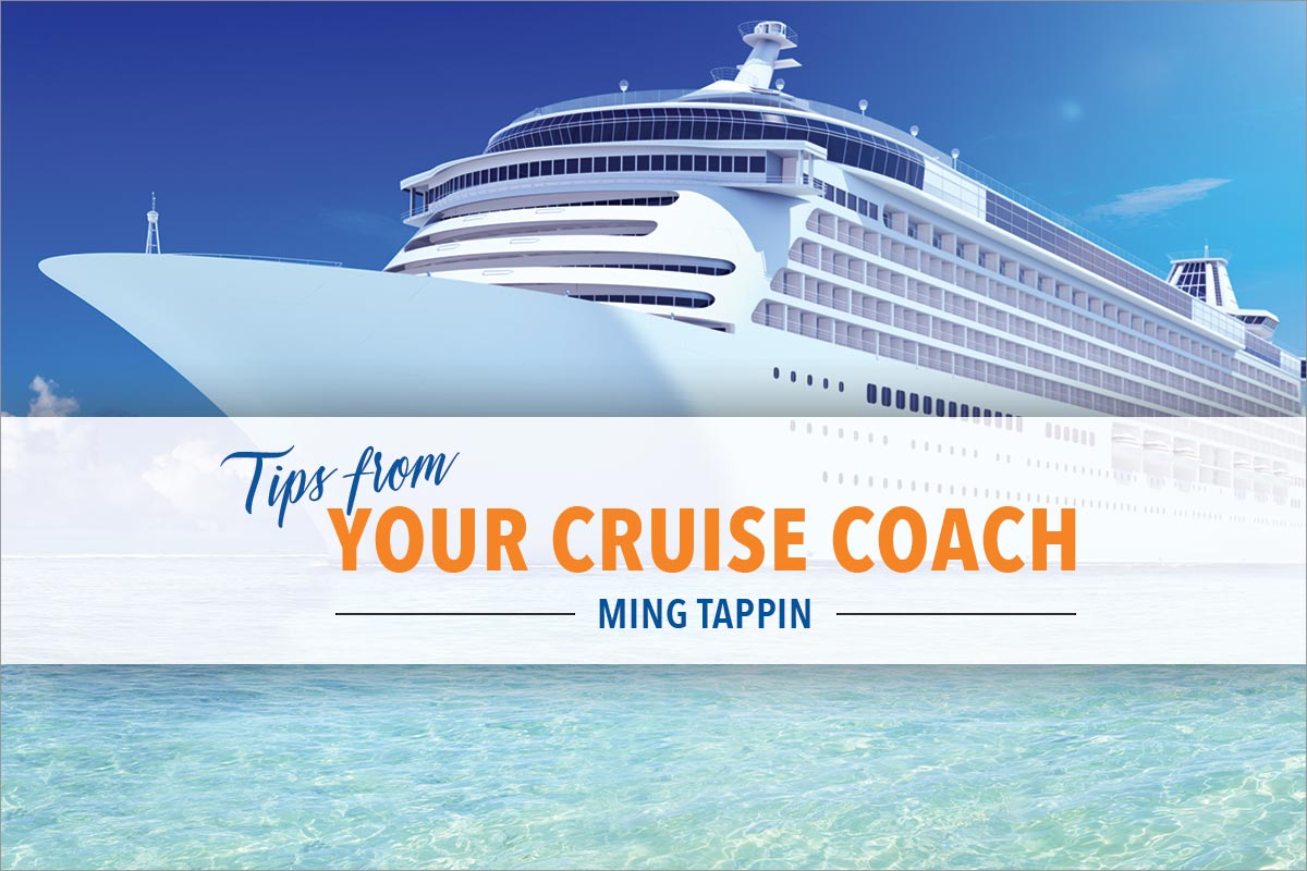 Your Cruise Coach: onboard dress code
